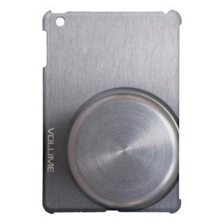 Metallic Volume Knob iPad Mini Case