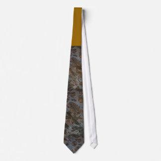 Metamorphic Rock Men's Necktie 1