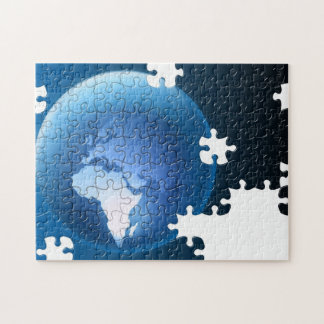 Metapuzzle 3: Globe Jigsaw Puzzle
