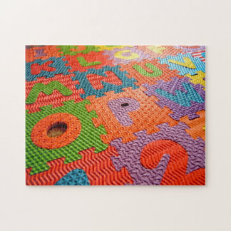 Metapuzzle 4: Alphanumeric Jigsaw Puzzle
