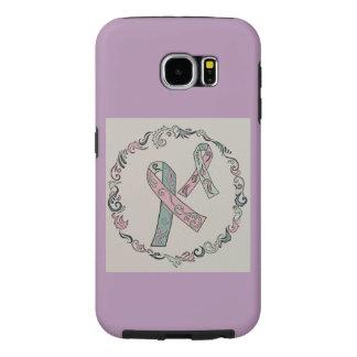 Metastatic Breast Cancer Awareness Ribbons