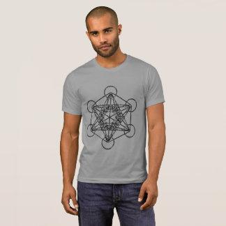 Metatron Cube Men's T-Shirt