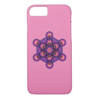 Metatron's Cube iPhone 8/7 Case