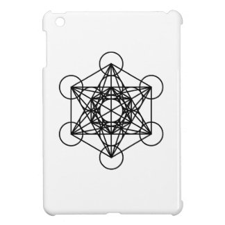 Metatrons Cube Case For The iPad Mini