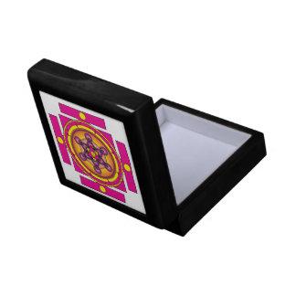 Metatron's Cube Merkaba Mandala Gift Box