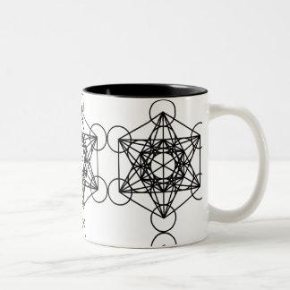 Metatrons' Cube Mug