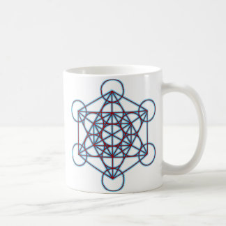 MetatronTGlow Coffee Mug