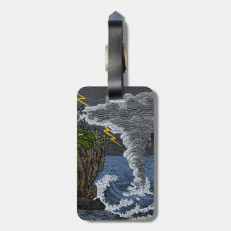 Meteorologie, 1830 luggage tag