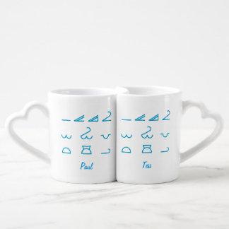 Meteorology Coffee Mug Set