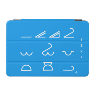 Meteorology iPad Mini Cover