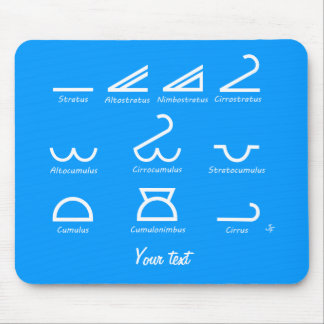 Meteorology Mouse Pad