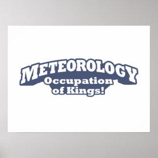 Meteorology – Occupation of Kings! Poster