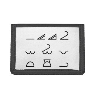Meteorology Tri-fold Wallet