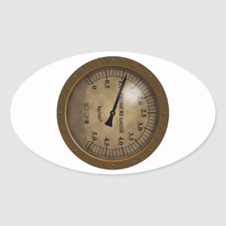 meter1 oval sticker