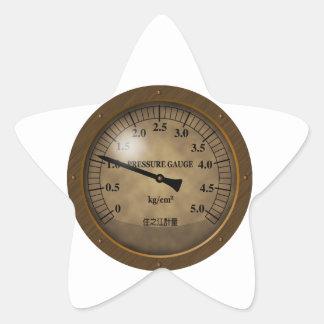 meter1 star sticker