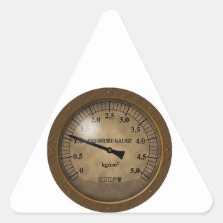 meter1 triangle sticker