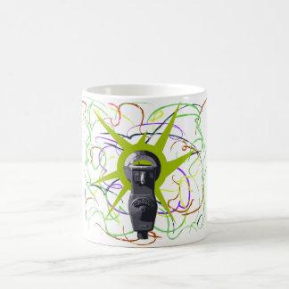 METER ART COFFEE MUG