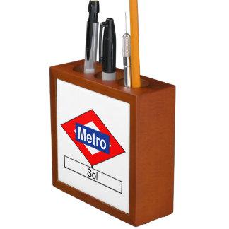 Meter Sun Madrid Desk Organiser