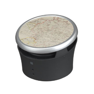 meterological stations throughout Central Europe Bluetooth Speaker