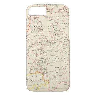 meterological stations throughout Central Europe iPhone 7 Case
