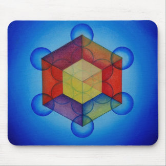 Metetrons Cube Mouse Pad
