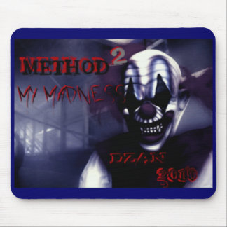 Method2MyMadness Mouse Pad