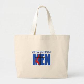 METHODIST MEN CANVAS BAGS