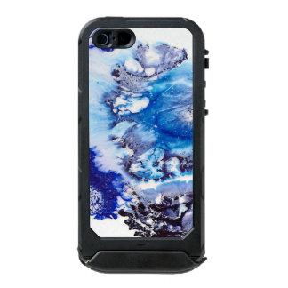 Methylene Blue Abstract Incipio ATLAS ID™ iPhone 5 Case