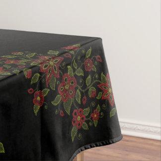 Metis Art Tablecloth Native Beading Dining Decor