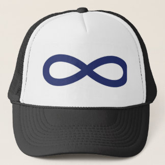 Metis Infinite Symbol Hat