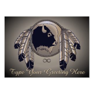 Metis Invitations Personalized Native Art Cards