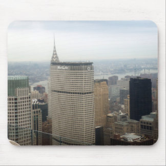 Metlife Building Mousepad