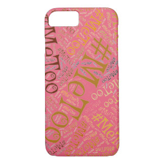 #MeToo Art Mobile Phone Cases - Gifts - Pink