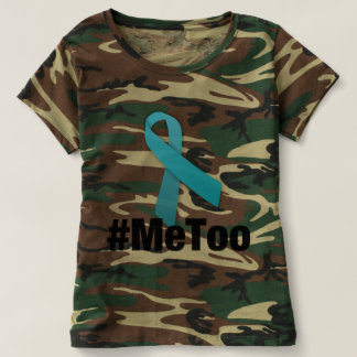 #MeToo Design with Ribbon T-Shirt