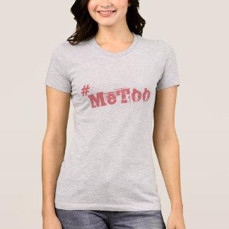 MeToo hashtag t-shirt