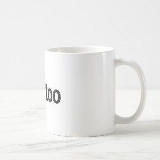 #Metoo Mug