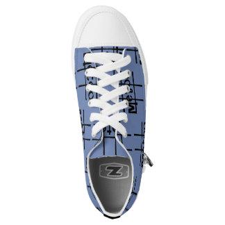 #metoo Sneakers in blue by DAL