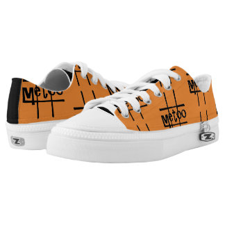 #metoo Sneakers in orange by DAL
