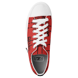 #metoo Sneakers in red by DAL