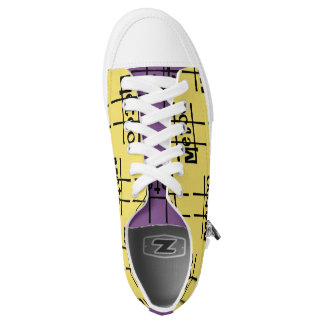 #metoo Sneakers in yellow by DAL