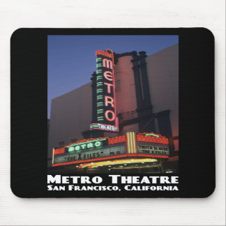 Metro Theatre Mousepad