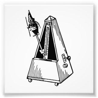 Metrognome Musical Metronome Photo Art