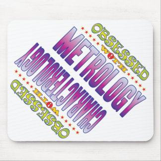 Metrology 2 Obsessed Mouse Pad