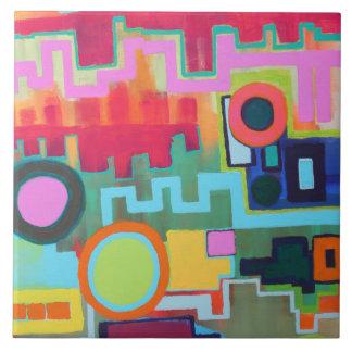 Metropolis 6 x 6 Ceramic Tile