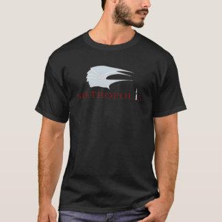 Metropolis~black 1 T-Shirt