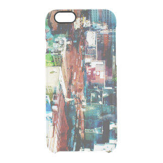 Metropolis Clear iPhone 6/6S Case