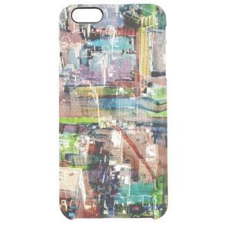 Metropolis II Clear iPhone 6 Plus Case