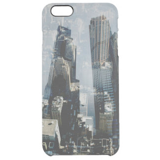 Metropolis III Clear iPhone 6 Plus Case