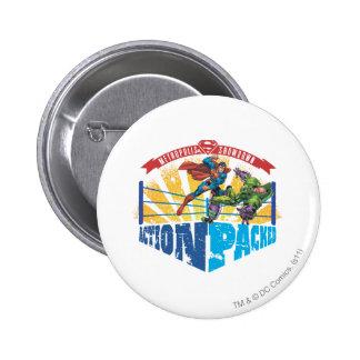 Metropolis Showdown Arena 6 Cm Round Badge