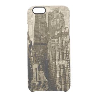 Metropolis V Clear iPhone 6/6S Case